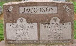 Elinor Schwartz Jacobson (1924-1989) - Find A Grave Memorial
