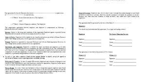 Sample Contract Agreement Template – Stiropor Idea