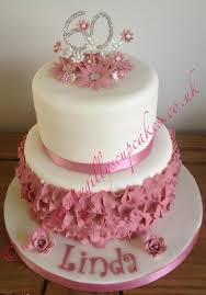 Small Picture 102 best 60th Birthday Cakes images on Pinterest 60th birthday