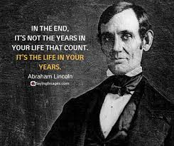 Abe Lincoln Quotes Gorgeous 48 Famous Abraham Lincoln Quotes Facts SayingImages