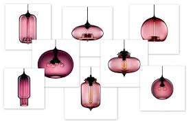 our blown glass pendant lights are made in the us by local artisans they meticulously craft each pendant by artisan blown glass lamps