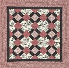 You'll find them near the bottom of their design page if they are available. Three Color Quilts Allpeoplequilt Com