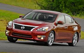 2014 Nissan Altima - Overview - CarGurus