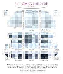 Frozen St James Theatre Tickets