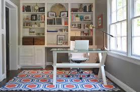 Modern Home Office Design Beauteous 48 Home Office Bookshelves Designs Ideas Design Trends Premium