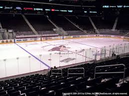 Gila River Arena View From Lower Level 113 Vivid Seats