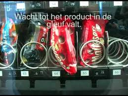 Wurlitzer Vending Machine Hack Delectable INSTRUCTIE FILM SNOEPAUTOMAAT YouTube
