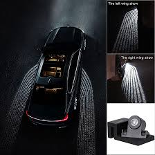 Angel Wings Light Car 2018 Newest Product Led Car Light Courtesy Angel Wings Projection Lamp Car Door Led Buy Angel Wings Led Light Angel Wings Product On Alibaba Com