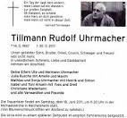 Tillmann Uhrmacher