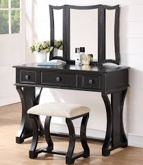 alluring makeup vanity table canada with black vanity table canada vanities decoration