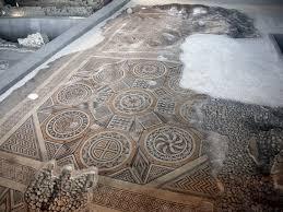 Крупнейшая в мире неповрежденная <b>античная мозаика</b> станет ...