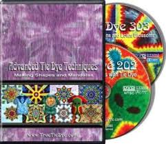 Advanced Tie Dye Patterns Amazing Advanced Tie Dye Techniques Making Shapes And Mandalas Tie Dye