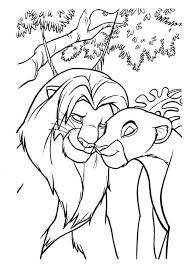 Pride Coloring Pages Simba Coloring Page Coloring Pages Simbas Pride Coloring Pages