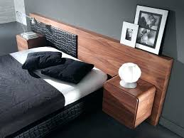 Platform bed with floating nightstands Danish Teak Platform Bed Nightstand Low Nightstand For Platform Bed Room Best Nightstand For Platform Bed Platform Bed Podobneinfo Platform Bed Nightstand Podobneinfo
