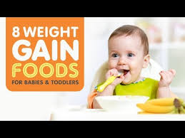 10 Month Baby Weight Gain Food Chart Top 12 High Calorie Weight Gain Foods For Babies Kids