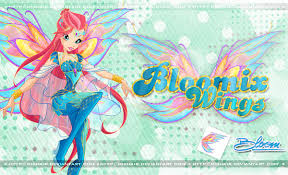 Like my winx club fairies page here ! Bloom Bloomix Wings Discovered By Bloom Peters