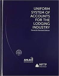 Uniform System Of Accounts For The Lodging Industry With