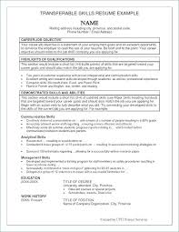 Action Words For Resume Lovely New Sections Microsoft Word