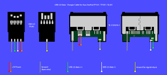 usb socket wiring diagram ering rewiring usb connector on asus transformer super user this page has the full diagram that