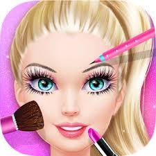 barbie fashion doll s makeover 3d makeup games