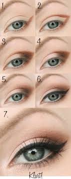 best eyeshadow tutorials almond shaped eyes easy step by step how to for eye shadow cool makeup tricks and eye makeup tutori nailake up
