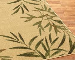 palm tree area rugs alluring round border