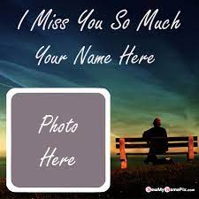 sad boy images with name and photo profile