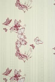 Light Pink Wallpaper For Bedrooms Interior Entrancing Light Pink Butterfly Wallpaper As Bedroom