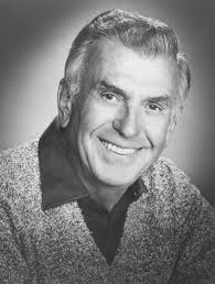 Television pioneer Dennis James began his career in radio in New York City, moving on to television in its earliest days. - dennis_james_bw1