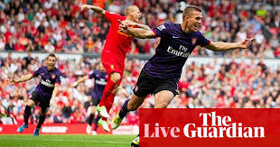 Jimmy carter asks georgia republican governor candidate to resign. Liverpool 0 2 Arsenal As It Happened Premier League The Guardian