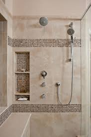 extraordinary tile shower niche ideas