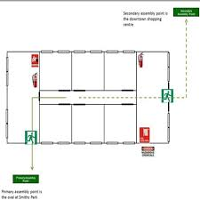 Evacuation Plan Sample Emergency Management Planning Tutorials