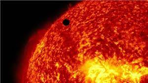 earth! 'Solar storm ...