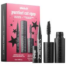 Kitten Mini: <b>Purrfect</b> Cat Eyes Mini Mascara & Eyeliner Set in 2020 ...