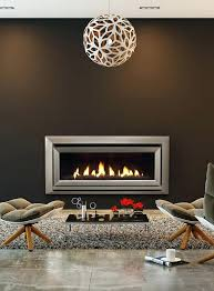 high efficiency gas fireplace brown wall armchairs front home depot canada stove heaters inserts