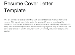 employment letter examples general cover letter samples for employment sample generic cover