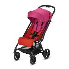 <b>Коляска Cybex Eezy</b> S Plus <b>прогулочная</b> (Fancy Pink) — купить в ...