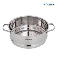 Bộ nồi bếp từ 5 món Kocher Lubeck Đức chính hãng - CobanMart