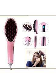 ALPS Elektrikli Saç Düzleştirici Tarak Fırça Saç Şekillendirici Fiyatı,  Yorumları - TRENDYOL