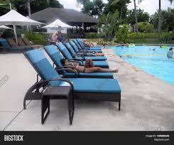 lapu lapu cebu philippines july 28 2016 people relax in lounge