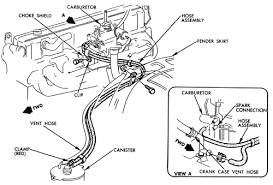 repair guides vacuum diagrams vacuum diagrams autozone com 5 vapor control hoses for 1973 l6 engines