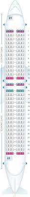 Norwegian Seating Chart Seat Map Norwegian Boeing B737 800 Seatmaestro
