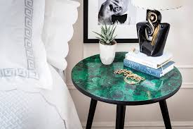 diy decoupage furniture. The Malachite Makeover You Can Do In A Day! Diy Decoupage Furniture U