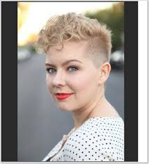 Short Naturally Curly Hairstyles For Round Faces Short Curly Hair