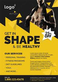 Download The Fitness & Gym Flyer Template
