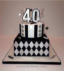 Download 40th Birthday Cake For Him Abc Birthday Cakes