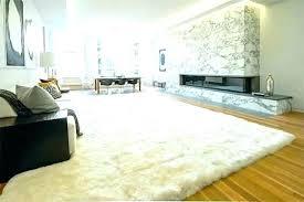 faux sheepskin rug sheep fur large ikea cleaning furniture