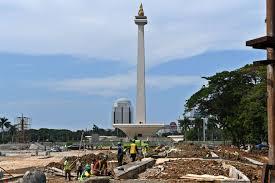 Penanggulangan banjir dilakukan dengan kegiatan yang ditujukan untuk. Puan Tegaskan Monas Bukan Hanya Milik Dki Jakarta