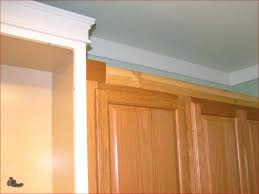 adding crown molding to kitchen cabinets photo 1 of 4 adding crown molding on kitchen cabinets