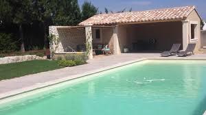 pool house. Constructeur LES TOITS DES ALPILLES - Création D\u0027un Pool House